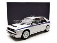 1/12 LANCIA DELTA INTEGRALE EVOLUTION MARTINI 5 - 1987-Blanc / Bleu / Rouge-TOP MARQUES COLLECTIBLES TOP12-01B