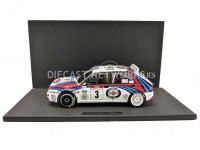 1/12 LANCIA DELTA MC - WINNER TOUR DE CORSE 1992-Pilotes : Auriol - Occelli-TOP MARQUES COLLECTIBLES TMR12-01C