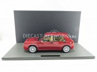 1/12 LANCIA DELTA INTEGRALE EVOLUTION II - DEALERS COLLECTION-Rouge-TOP MARQUES COLLECTIBLES  TM12-01G