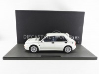 1/12 LANCIA DELTA INTEGRALE EVOLUTION II - 1995-BLANC-TOP MARQUES COLLECTIBLES TM12-01H