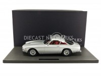 1/12 FERRARI VOITURE MINIATURE DE COLLECTION FERRARI 250 GT LUSSO - 1962-ARGENT-TOP MARQUES COLLECTIBLES TM12-12E