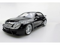 1/12 MERCEDES-BENZ CLK DTM - 2004-NOIR-TOP MARQUES COLLECTIBLES TM12-14B