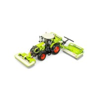 1/32 AGRICOLE MINIATURE DE COLLECTION CLAAS DISCO 3500 ET 9100-USK30004