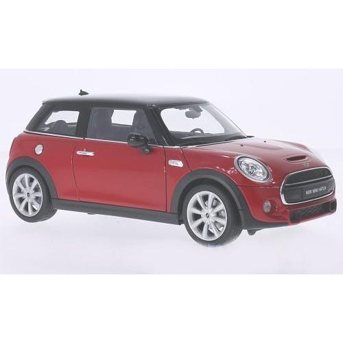Voiture De Collection 1 18 : 1 18 voiture miniature de collection mini cooper s rouge toit noir 2014 welly vente de ~ Nature-et-papiers.com Idées de Décoration