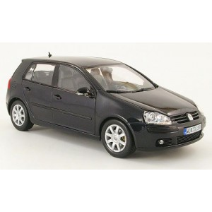 1/18 VOITURE MINIATURE DE COLLECTION Volkswagen Golf V COULEURS VARIABLES-WELLY12548