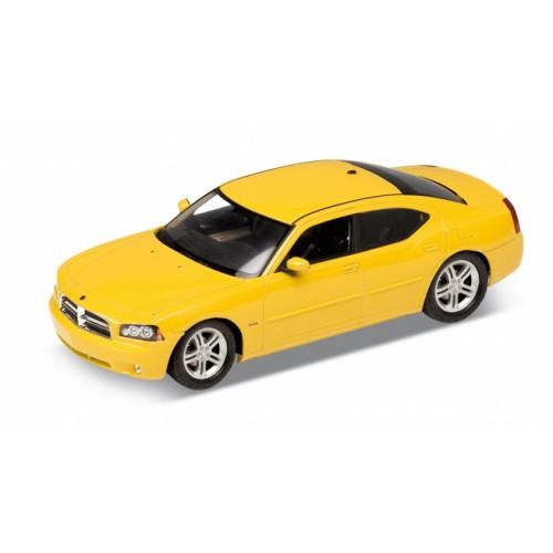 1 24 voiture miniature de collection dodge charger r t. Black Bedroom Furniture Sets. Home Design Ideas