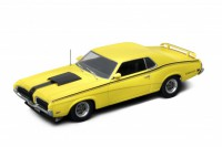 1/18 VOITURE MINIATURE DE COLLECTION Ford Mercury Cougar eliminator Couleurs Variables-WELLYWEL12520YEL