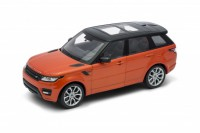 1/24 VOITURE MINIATURE DE COLLECTION Land Rover Range Rover Sport rouge-WELLY