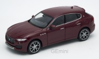 1/24 VOITURE MINIATURE DE COLLECTION 4X4 Maserati Levante rouge-WELLYWEL24078WDRED