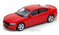 1/24 VOITURE MINIATURE DE COLLECTION Dodge Charger GT rouge-WELLYWEL24079RED