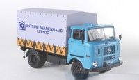 1/43 CAMION MINIATURE DE COLLECTION IFA W50L Centrum Liepzig PP-LKW-WHITEBOXWHTS0027