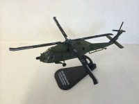 1/100 HELICOPTERE MH-60K BLACK HAWK