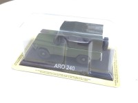 1/43 VEHICULE MINIATURE DE COLLECTION MILITAIRES ARO 240 IXO