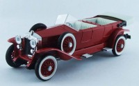 1/43 FIAT 519 CABRIOLET ROUGE FONCE RIO