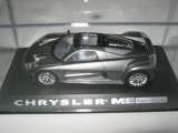 1/43 chrysler me four-twelve gris CONCEPT CAR