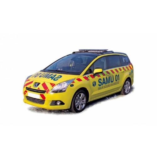 1 43 voiture peugeot 5008 smur 2012 norev vente de voitures miniatures pour collectionneurs. Black Bedroom Furniture Sets. Home Design Ideas