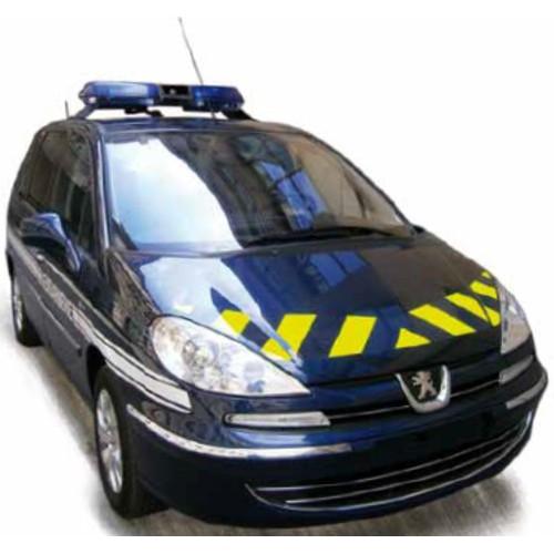 1 43 peugeot 807 gendarmerie 2013 norev vente de voitures miniatures pour collectionneurs. Black Bedroom Furniture Sets. Home Design Ideas