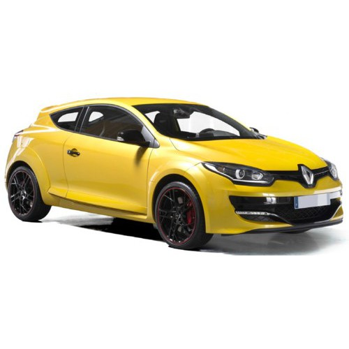 1 43 renault megane rs jaune sirius 2014 norev vente de voitures miniatures pour collectionneurs. Black Bedroom Furniture Sets. Home Design Ideas