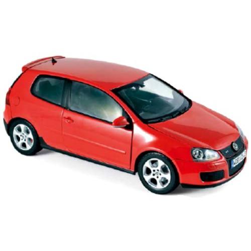 1 18 volkswagen golf 6 gti 2009 tornado rouge norev188488 vente de voitures miniatures pour. Black Bedroom Furniture Sets. Home Design Ideas