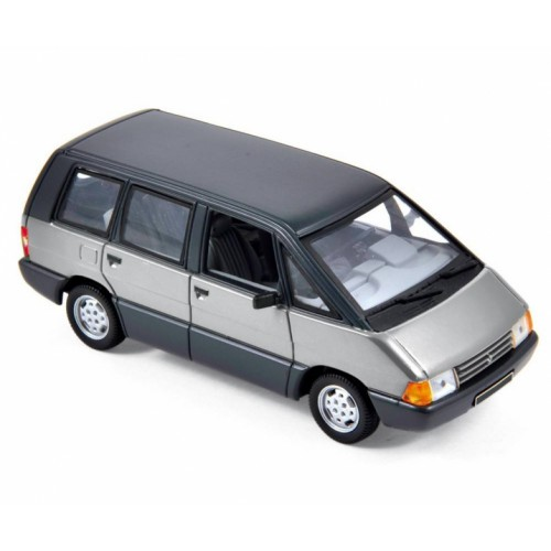 1 43 vehicule miniature de collection renault espace titane argent 1984 norev vente de. Black Bedroom Furniture Sets. Home Design Ideas
