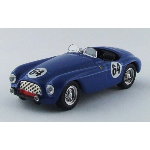 1 43 voiture miniature ferrari 166mm barchetta 64 24h du mans 1951 artmodel vente de voitures. Black Bedroom Furniture Sets. Home Design Ideas