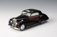 1/43 Bentley MKVI Park Ward FHC noir/rouge 1955-GLM