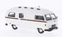 1/43 VEHICULE Mercedes L206D Orion camping car blanc-1974-NEO