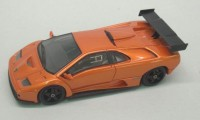 1/43 LAMBORGHINI Diablo GTR orange 1999 LOOKSMARTLOOLS337B
