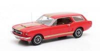 1/43 Ford Mustang Intermeccanica rouge 1965