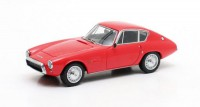 1/43 voiture Ghia 1500 GT coupé rouge 1964