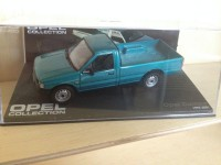 1/43 OPEL COLLECTION OPEL CAMPO 1993-2001