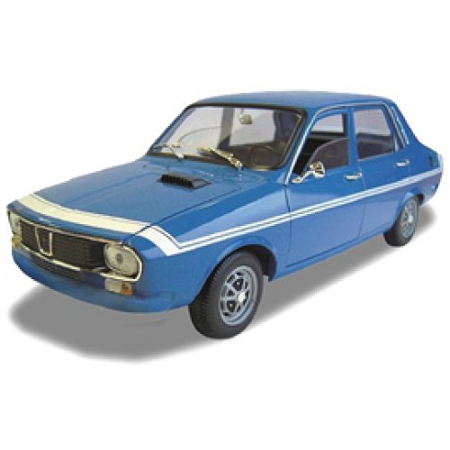 1 18 renault r12 gordini bleu 1971 norev vente de voitures miniatures pour collectionneurs. Black Bedroom Furniture Sets. Home Design Ideas