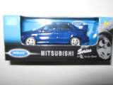 1/60 mitsubishi lanceur evolution vlll welly