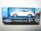 1/60 porsche 964 turbo blanche welly