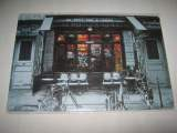Plaque en metal decor cafe bar du breste 20x30cm
